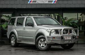 2006 Nissan Pathfinder R51 ST (4x4) Black 5 Speed Automatic Wagon Bowen Hills Brisbane North East Preview