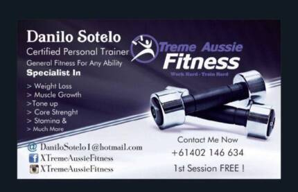 Home Gym Weight Machine & Master Personal Trainer Bankstown Area