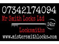 Mr Smith's 24hr Locksmiths