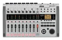 Zoom R24 Recording Interface