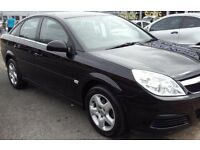VAUXHALL VECTRA 1.8 (((FACELIFT MODEL))) 2006-06 PLATE*METALLIC BLACK*F/S/H*MOT-MAY 2017*IMMACULATE