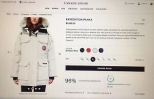 CANADA GOOSE ~ The EXTREME Parka!