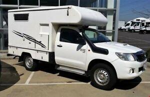 2014 Talvor Adventure Camper Campervan
