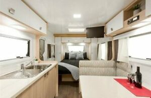 2018 Winnebago Mossman C - Family Van White Caravan