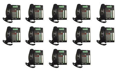 Lot Of 13 Nortel Norstar Meridian T7208 Business Phones