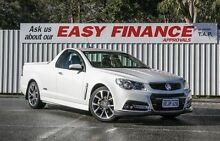 2013 Holden Ute VF MY14 SS V Ute White 6 Speed Sports Automatic Utility Gosnells Gosnells Area Preview