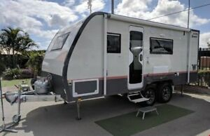 2018 Winnebago Burke C - X Country Platinum White Caravan