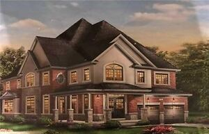Luxurious Pre- Construction home in Brampton