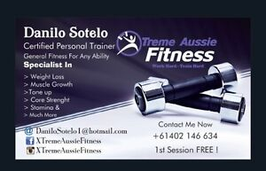 Home Gym and Master Personal Trainer Lidcombe Auburn Area Preview