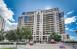 1 bedroom + den Open Concept at Metro Place Condos Downsview Stn