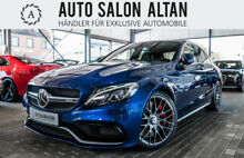 Mercedes-Benz  C63S AMG |PERFORMANCE SITZE&ABGAS|HUD|DISTRONIC