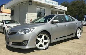 2013 Toyota Camry ASV50R Atara R Premium Silver 6 Speed Semi Auto Sedan Surfers Paradise Gold Coast City Preview