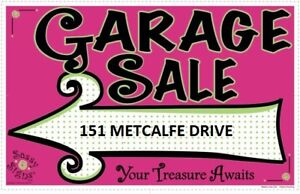 Moving Sale/Yard Sale June 16&17th 8 a.m. to 12 p.m.