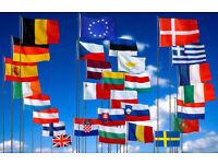 Language Exchange Swap My English your Spanish Italian Polish Hungarian Romanian Bulgarian French Cz