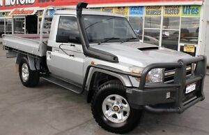 2013 Toyota Landcruiser VDJ79R MY12 Update GXL (4x4) 5 Speed Manual Cab Chassis Cannington Canning Area Preview