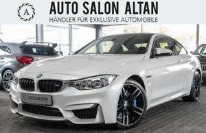 BMW M4 COUPE|DRIVERS PACK|NAVI PROF|HUD|CARBON|VOLL