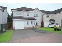 4 bedroom detached house for sale in Tullibody Clackmannanshire