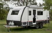 2018 Winnebago Burke C - Platinum Edition White Caravan Campbellfield Hume Area Preview