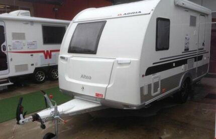 2018 Adria Altea 402 PH Sport Caravan Gepps Cross Port Adelaide Area Preview