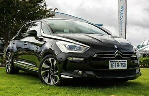 2013 Citroen DS5 Dsport HDI Black 6 Speed Automatic Hatchback Wangara Wanneroo Area Preview