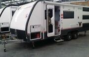 2017 Winnebago Mossman C - Family Van White Caravan Campbellfield Hume Area Preview