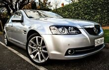 2011 Holden Calais VE II V Silver 6 Speed Sports Automatic Sedan Medindie Walkerville Area Preview