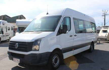 2013 Talvor VW Crafter Euro Tourer White Motor Home Gepps Cross Port Adelaide Area Preview