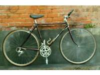 Bespoke Dawes Londoner hybrid 531 road bike