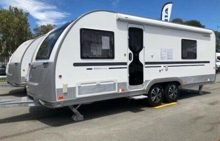 2018 Adria Adora 612 DP Sport Caravan Gepps Cross Port Adelaide Area Preview