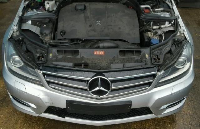 Mercedes Benz C class W204 C220 CDI 2007 full Engine | in West London,  London | Gumtree