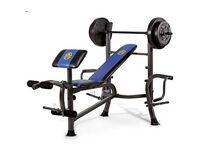 Marcy Standard Size Weight Bench MFB-500