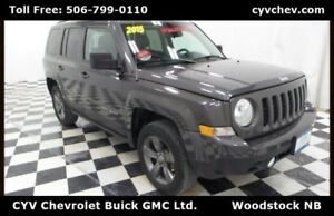 2015 Jeep Patriot High Altitude - Heated Leather & Sunroof