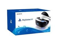 Brand new sealed PlayStation VR