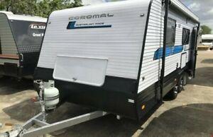 2018 Coromal Appeal 647s Caravan