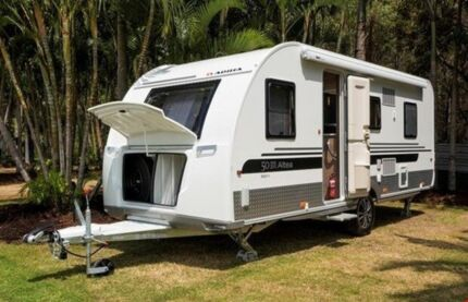 2019 Adria Altea 552 PK Sport Caravan Campbellfield Hume Area Preview