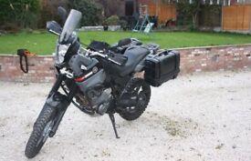 XT660Z Tenere Yamaha Givi