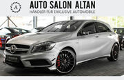 Mercedes-Benz A 45 AMG 4-Matic|PERFORMANCE SITZE|NIGHT PAKET