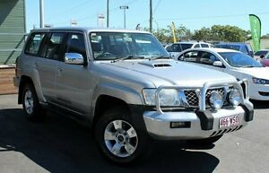 2007 Nissan Patrol GU 5 MY07 ST Silver 4 Speed Automatic Wagon Wakerley Brisbane South East Preview