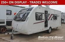 WC003 Swift Caravan Explorer 564 Brand NEW for 2015! Twin Singles Penrith Penrith Area Preview