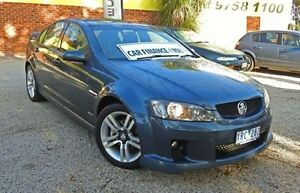 2010 Holden Commodore VE MY10 SV6 Blue 6 Speed Auto Sports Mode Sedan Upper Ferntree Gully Knox Area Preview