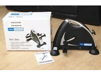 NEW MINI SIT DOWN EXERCISE BIKE IN BOX WITH INSTRUCTIONS