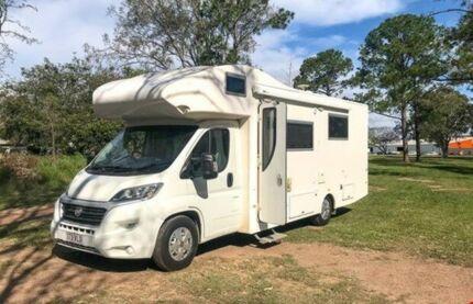 2015 Talvor Fiat Ducato Hayman White Motor Home Northgate Brisbane North East Preview