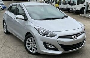 2013 Hyundai i30 GD Active Silver 6 Speed Automatic Hatchback Slacks Creek Logan Area Preview