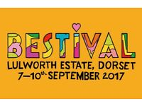 Bestival ticket for sale