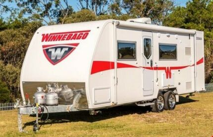 2016 Winnebago Mossman B Caravan Campbellfield Hume Area Preview