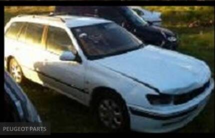 WRECKING 2003 PEUGEOT 406 2.0L DIESEL AUTO FREE FREIGHT M053