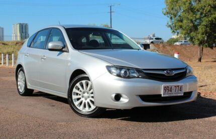 2011 Subaru Impreza MY11 R Special Edition (AWD) Silver 4 Speed Automatic Hatchback The Gardens Darwin City Preview