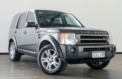 2005 Land Rover Discovery 3 SE Grey 6 Speed Sports Automatic Wagon Myaree Melville Area Preview