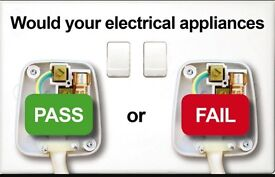 PAT TESTING same day certificate. Been in the business over 12 years.