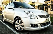 2007 Suzuki Swift RS415 S Silver 4 Speed Automatic Hatchback Medindie Walkerville Area Preview